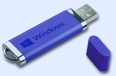 Installazione di Windows da un'unità flash USB